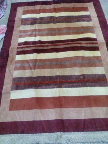 Carpete 1,60x2mts e 4 almofadas