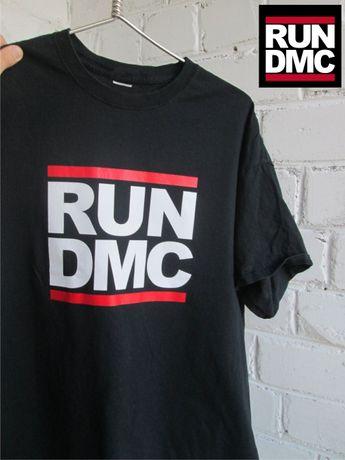 Run dmc футболка, мужская футболка, чоловіча футболка