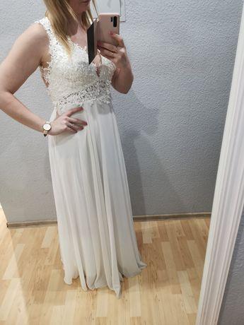 Suknia ślubna, 174 wzrost, rozmiar L