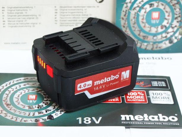 METABO 14,4v 4Ah bateria akumulator do rothenberger mafell klucz