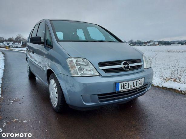 Opel Meriva 1.4 Benzyna Serwisowany Klimatyzacja Bezwypadkowy Zadbany Z Niemiec