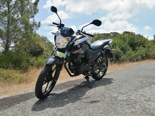 Yamaha Ys125 125