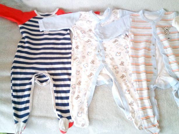 Ubranka dziecięce 0-12 miesięcy