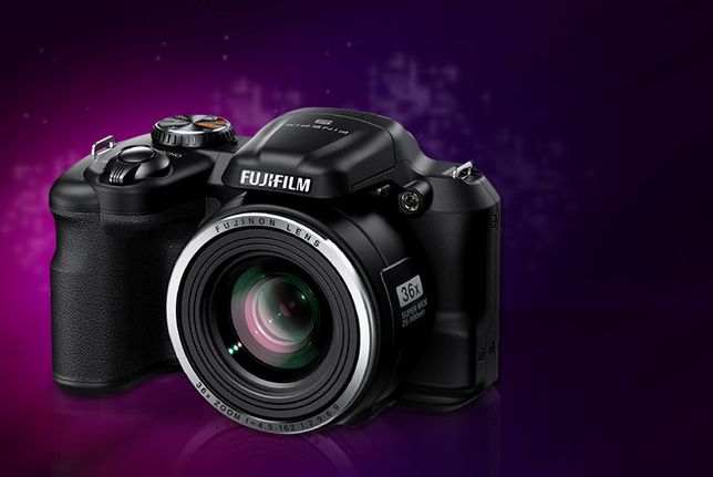 Fujifilm S8600 câmera