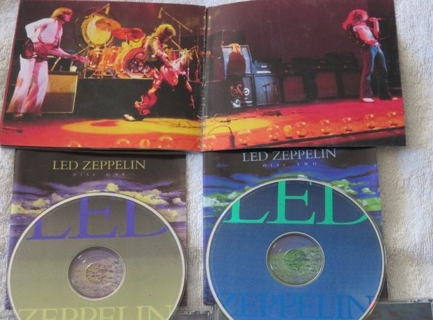 Led Zeppelin - Best of  2 CDs