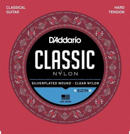D'addario EJ27 H - struny do gitary klasycznej