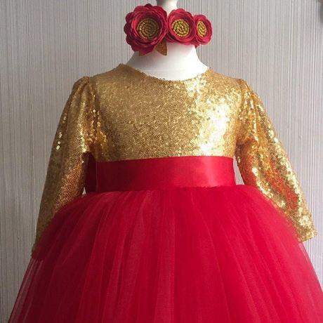 Платье на годик!