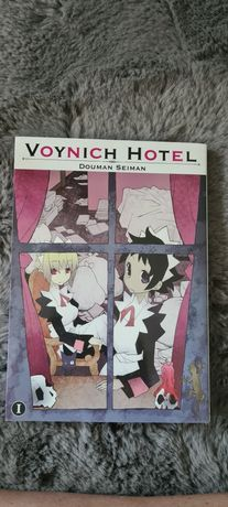 Manga Voynich hotel tom 1