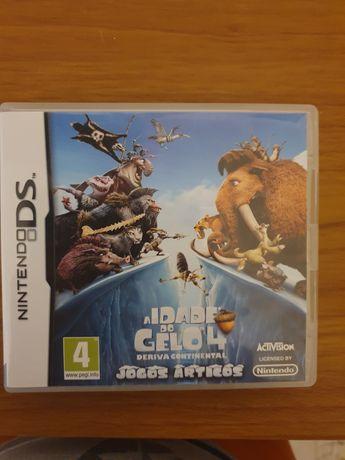 Idade do Gelo 4 Nintendo DS