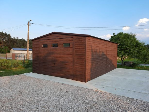 Garaze drewnopodobne