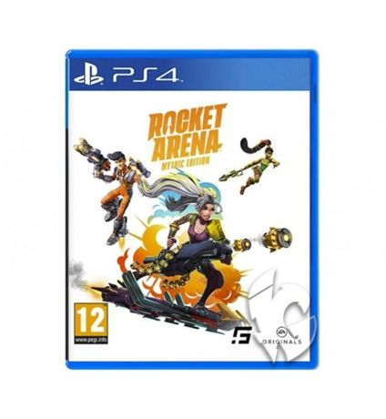 Диск PS4 Rocket Arena Mythic Edition RU