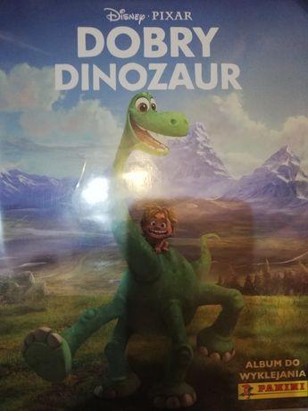 Naklejki Panini Dobry Dinozaur