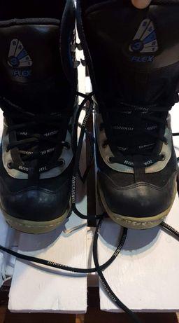 Buty snowboardowe Rossignol flex średni 26,5cm