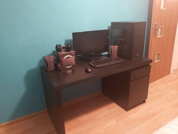 Zestaw do gier komputer Plus monitor i inne