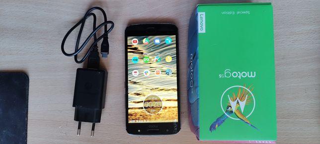 Moto g5s + akcesoria pudełko. Samsung Motorola Xiaomi