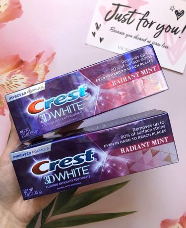 Crest зубна паста