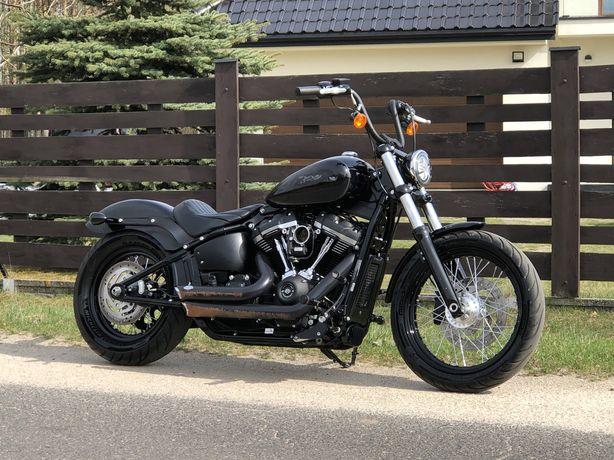 Harley Davidson FXBB Street Bob 2019