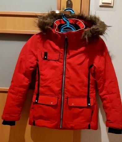 Kurtka narciarska dziewczęca Dare2Be 9-10 lat