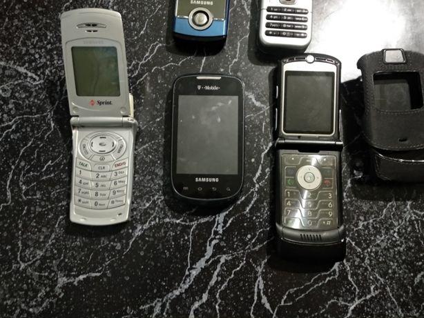 Мобільні телефони nokia samsung motorola (cdma) з Америки.