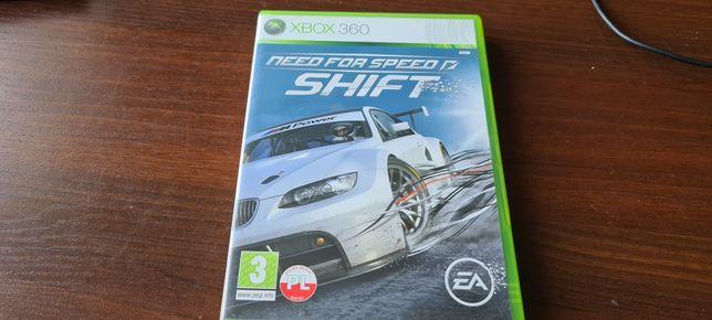 Gra Need for speed Schift  xbox 360