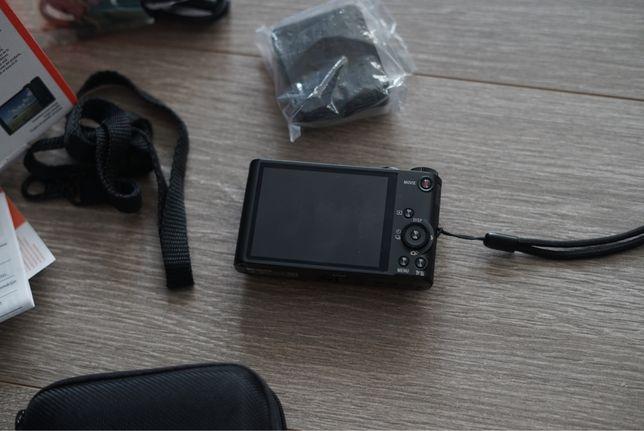 Aparat fotograficzny SONY DSC-WX350 18 Mpx zoom 20x