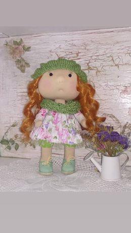 Лучший подарок! Летняя кукла интерьерная!
