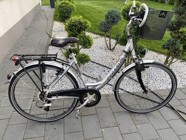 Rower miejski Pegasus aluminiowy