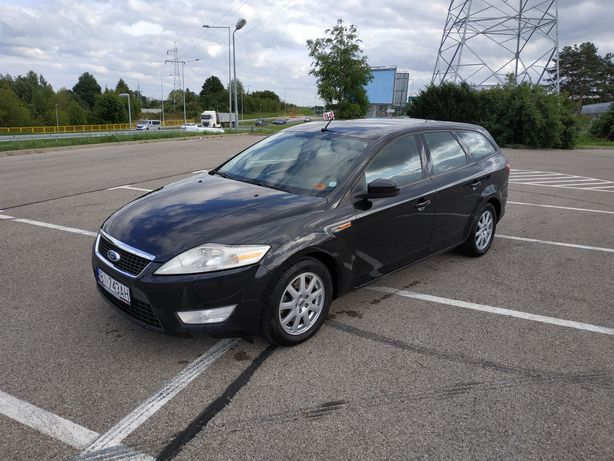 Ford Mondeo 2,0 benzyna + LPG
