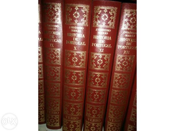 Colecção História de Portugal