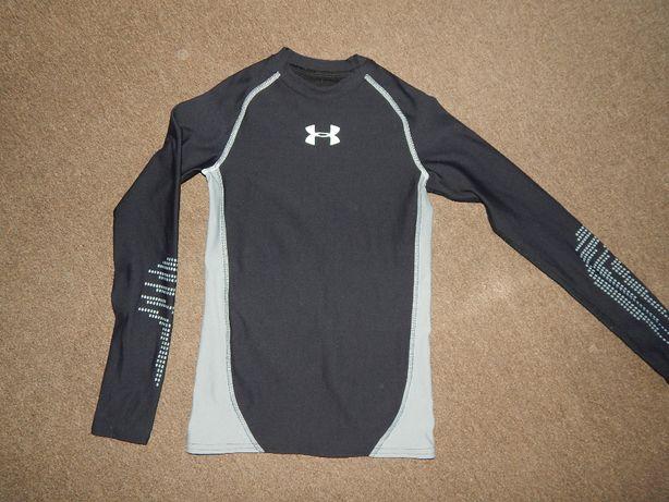 термокофта футболка under armour canterbury детская