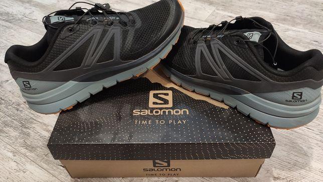 Buty do biegania ultra trail przełajowe salomon sense max 2
