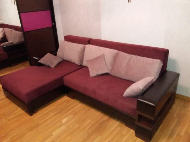 перетяжка мягкой мебели любой сложности
