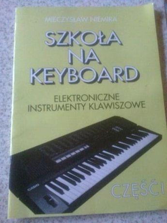 Szkoła na keyboard