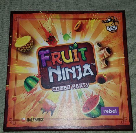 Gra towarzyska Ninja Fruit Combo Party Rebel