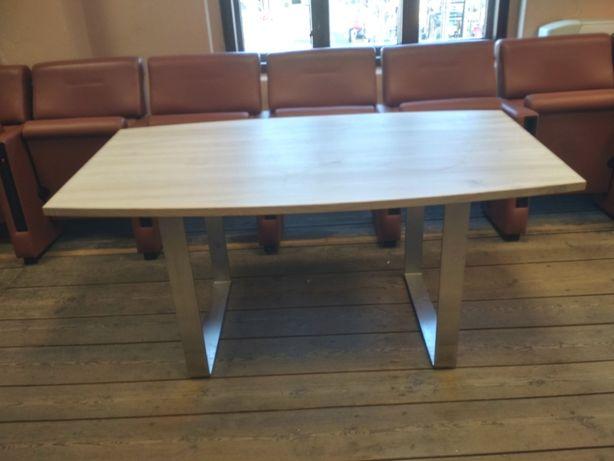Klose stół 160x90 jesion twardzielowy efekt wosk