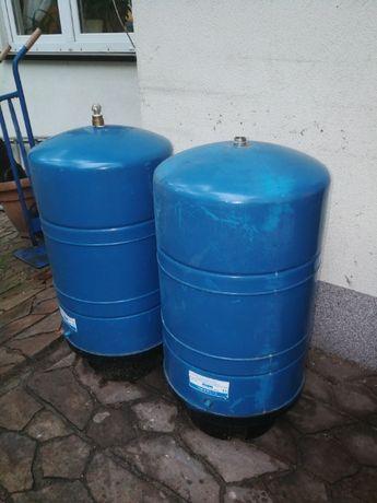 Mam do sprzedania dwa zbiorniki przeponowe 60l