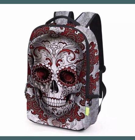 Стильный модный рюкзак с черепом. Новый. Из США. 1 350 грн.