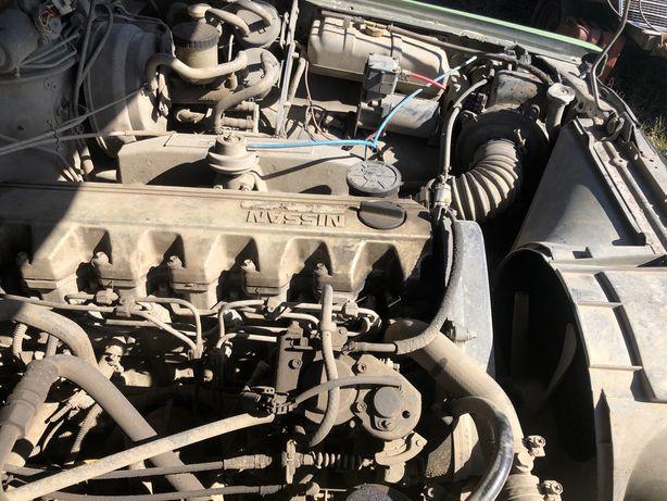 Silnik 2.8td nissan patrol y60 y61