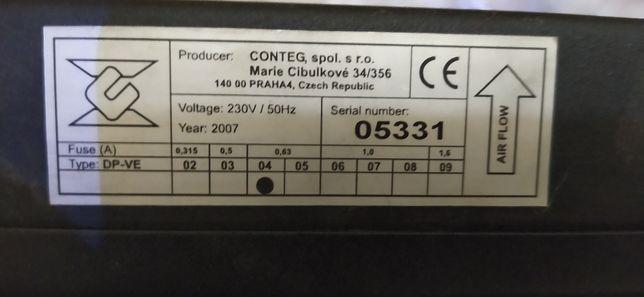 Вентиляторный  модуль Conteg (DP-VEN-04-H) серверный