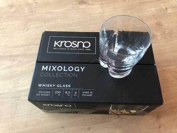 Szklanki do whisky KROSNO Mixology 250 ml 6 szt