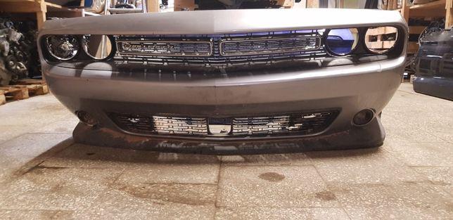 Dodge Challenger бампера, крила, фари, капот, двері, ходовка