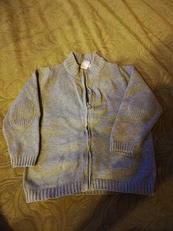 Sweterek Zara roz 86.