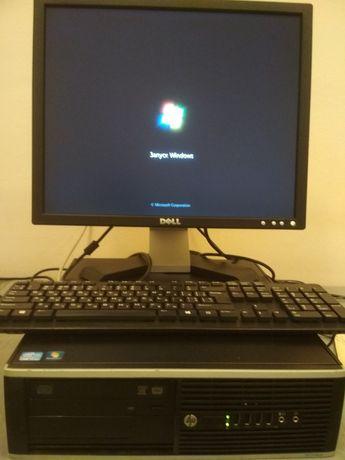 Продам системник HP 8300Elite на 4-ядерном ЦП Intel i5 ІІІ генерации