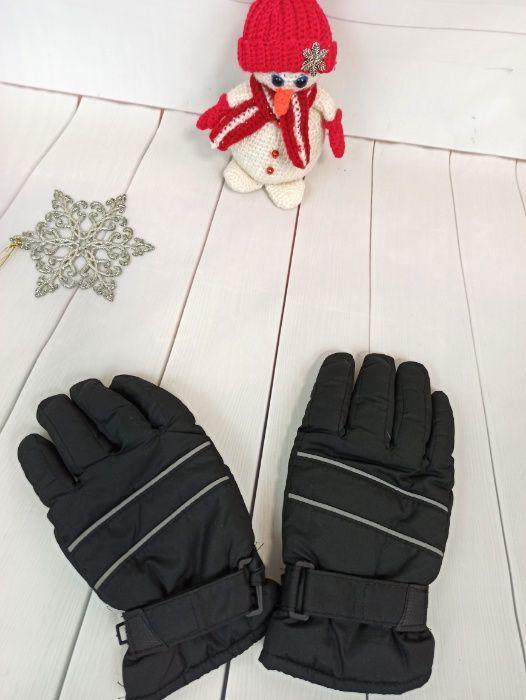Перчатки теплые на 6-8 лет Херсон - изображение 1