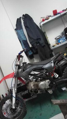 Pitbike motor 150 cc