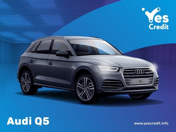 Nowe Audi Q5 - Bez opłaty wstępnej! 0zł!