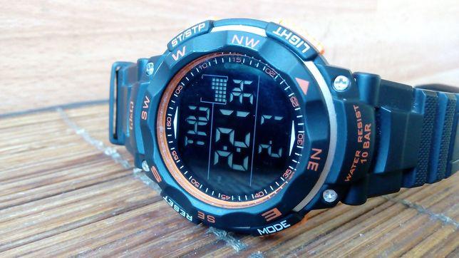 Zegarek sportowy duży lekki czytelny Q&Q