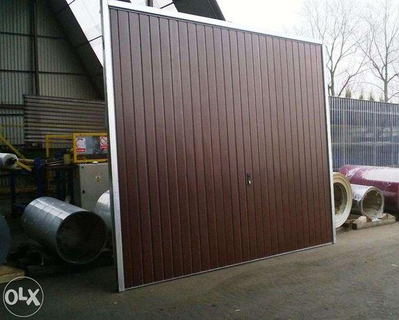 Brama uchylna 240x200 garażowa BRAMY NA WYMIAR transport GRATIS