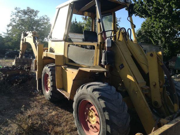 Retro escavadora KRAMER ALLRAD 416 S