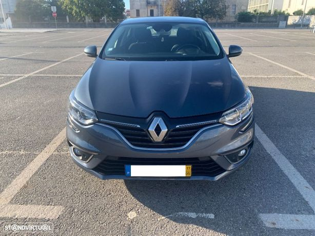 Renault Mégane 1.5 Blue dCi Intens